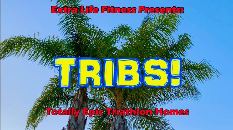Tribs! The Epic Homes of Triathletes (Parody Video)