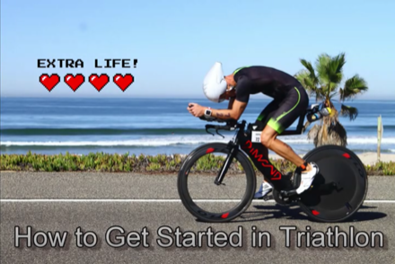 Extra Life Fitness - How to get started in triathlon
