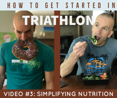 Adam Hill Triathlete Nutrition