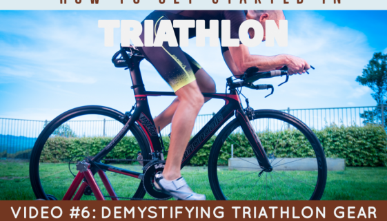 Demystifying Triathlon Gear - Extra Life Fitness